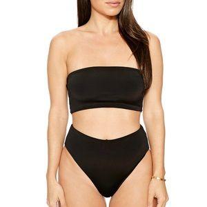 NW x Nicole Isaacs Bahama Mama Bandeau Bikini